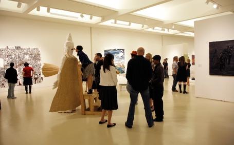 Baker's Dozen Torrance Art Museum Installation View